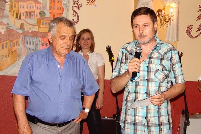 Максим Добрев