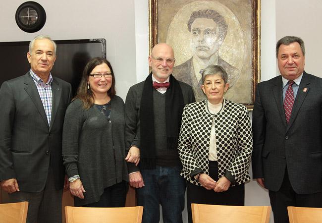 Американски ротариани на среща в Община Стара Загора