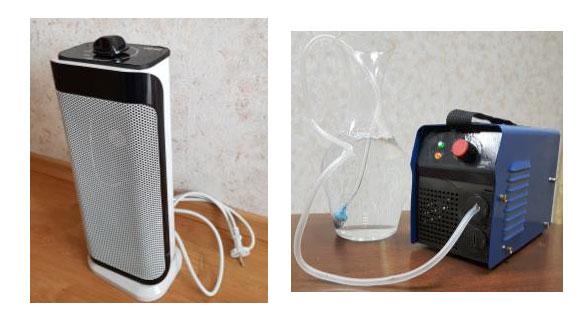Анионни озонизатори за високоефективна превенция срещу микроорганизми и вируси
