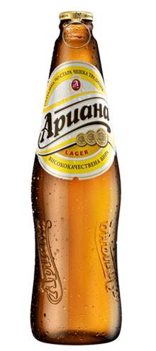 Ариана нова бутилка