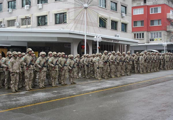 21-ви контингент от състава на БА