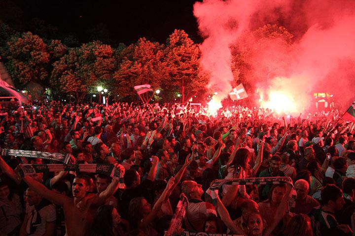 Берое - Стара Загора, купа на България, футбол