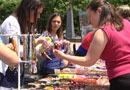 Благотворителен базар събра за бездомни животни и за опазване на природата 760 лева видео