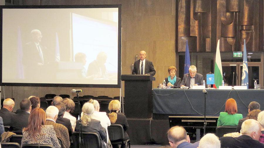 Редовно общо събрание на Българската търговско-промишлена палата