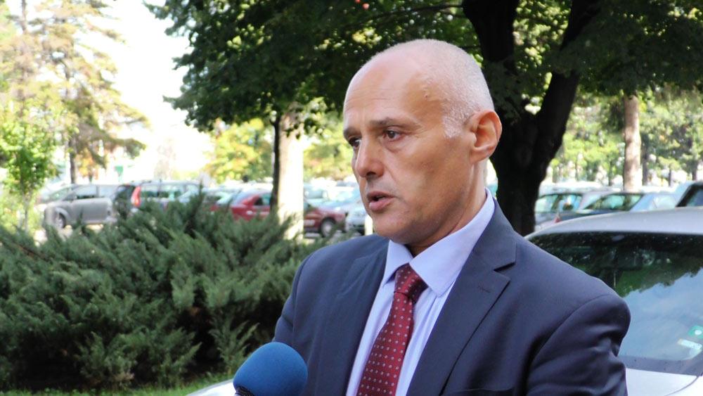 инж. Мирослав Йотов, главен директор на Главна дирекция Надзор на пазара в ДАМТН