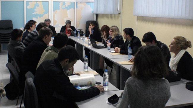 Националният младежки форум - Стара Загора