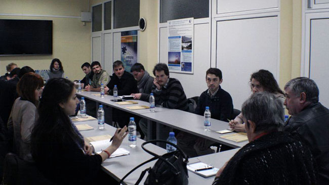 Националният младежки форум