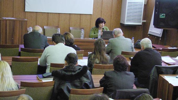 Центърът за изпитване и европейска сертификация Стара Загора Силвана Любенова