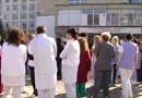 протест на лекари в Стара Загора
