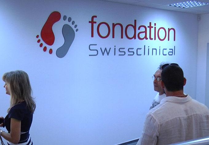 Фондация Суисклиникал откри модерна ортопедична работилница в Стара Загора