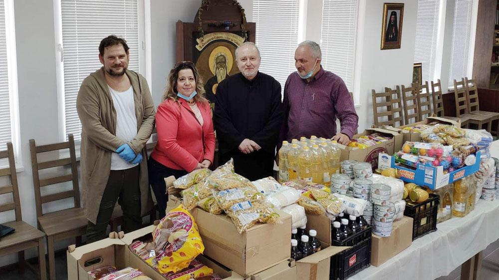 Граждански клуб ЛИПА - дарение