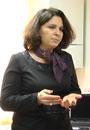 Севдалина Джабарска - проектен мениджър по програмата за енергийно обновяване на домовете за Югоизточен район за планиране и управител на Енерджи Сейвинг ООД
