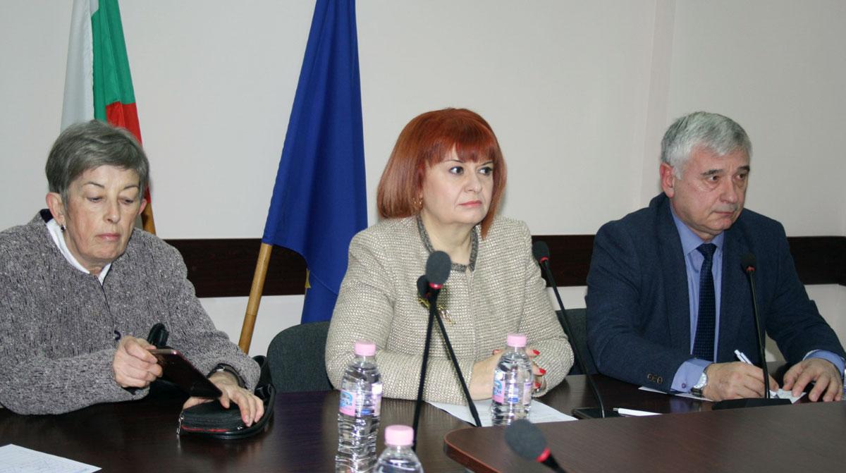 Проект за повишаване на гражданското участие за формиране на публични политики за задържане и привличане на работна сила
