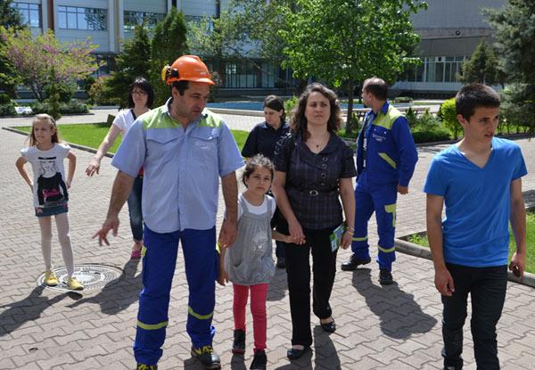 Служителите на КонтурГлобал Марица Изток 3 и техните семейства отбелязаха Световния ден на здраве и безопасност