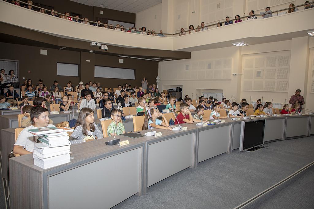 Академия по математика