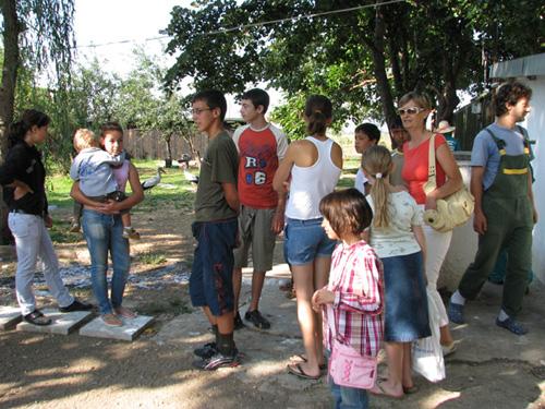 Спасителен център за диви животни – Стара Загора