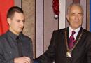 Ротари клуб стара загора награда Георги Бонев