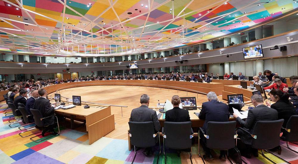 Заседание на Съвета на ЕС по околна среда