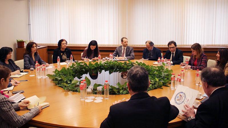 форум за консултации и сътрудничество по глобални, регионални и двустранни въпроси от взаимен интерес за Република България и Съединените американски щати