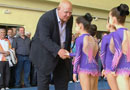 Млади олимпийски надежди демонстрират спортни умения Стара Загора
