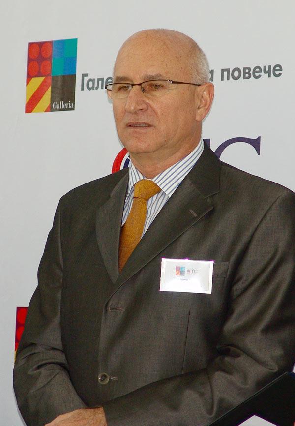 Шалом Мор, управляващ директор на GTC за България