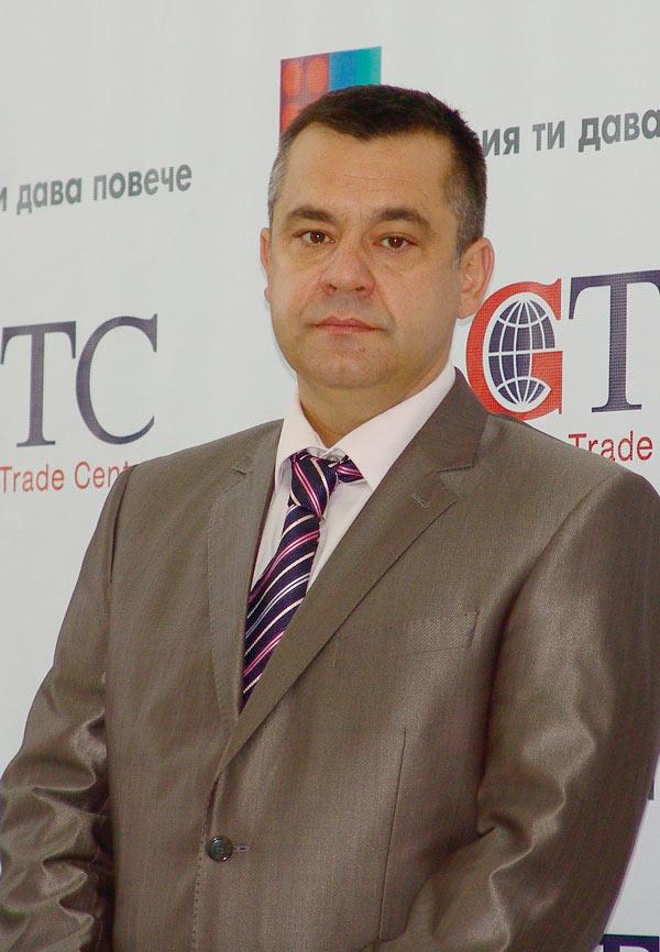 Евгени Спиров, инвеститор в Мол Галерия - Стара Загора