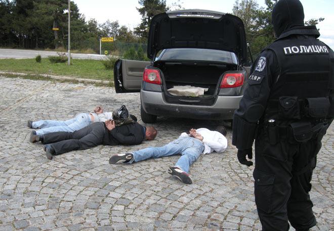 арест, Шипка