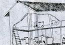 Неолитните жилища Стара Загора научна публикация книга двуетажна древна постройка
