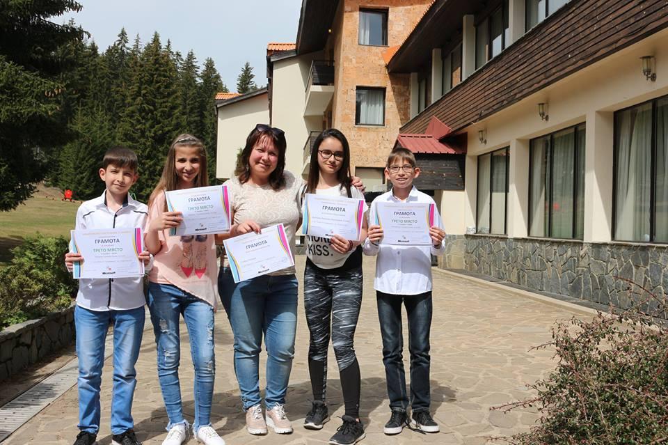 финалисти в ИТ Знайко
