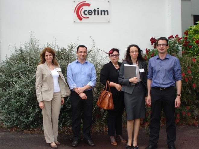 проект лабораторния комплекс CETIM, Център за изпитване и европейска сертификация (ЦИЕС) - Стара Загора - ТПП - Стара Загора, 2013
