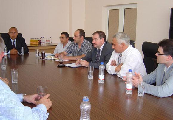 Областният управител на Стара Загора съдейства за пускането в срок на ТЕЦ AES Гълъбово