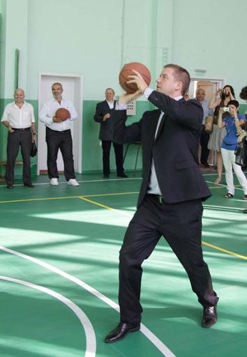 Живко Тодоров откриване спортна зала