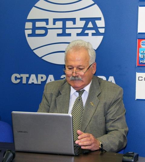проф. Стайков