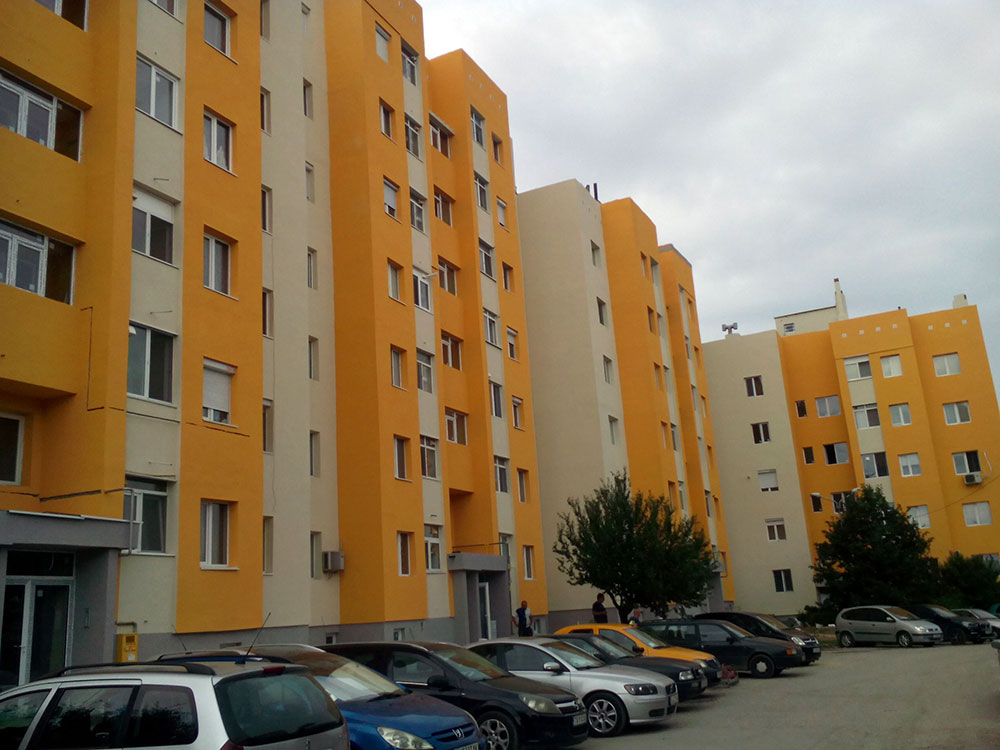 Енергийна ефективност на многофамилни жилищни и обществени сгради