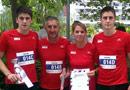 Отборът на фирма Чахов спечели второ място в благотворително лекоатлетическо състезание