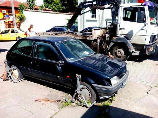 1отстраняване автомобили