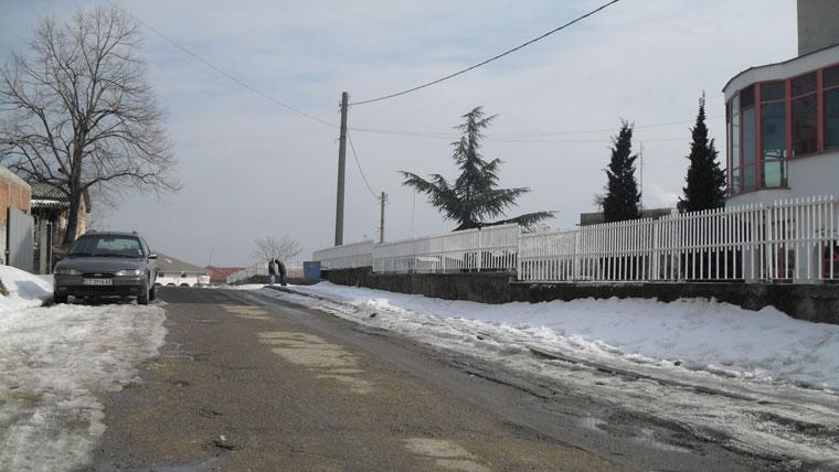 улица Стара Загора д-р Прокопий Андреев Прокопиев