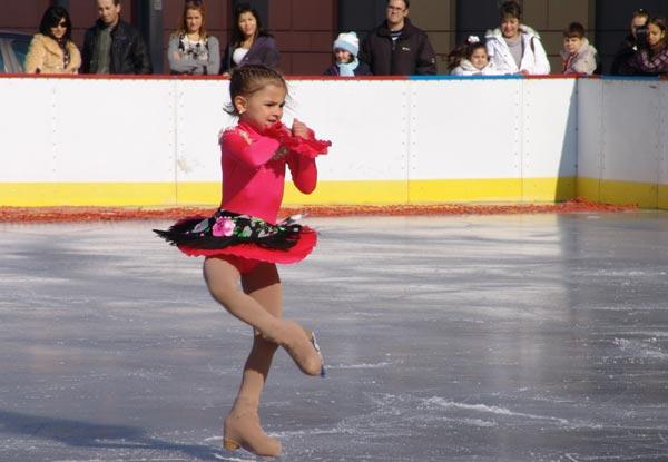 6-годишната Дани от клуб Славия