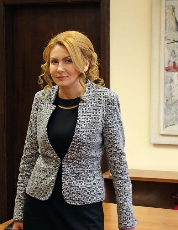 Заместник-министърът на регионалното развитие и благоустройството Деница Николова