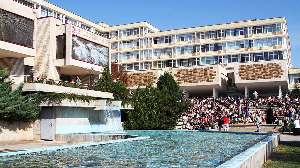 Проект Greenanimo на Тракийски университет