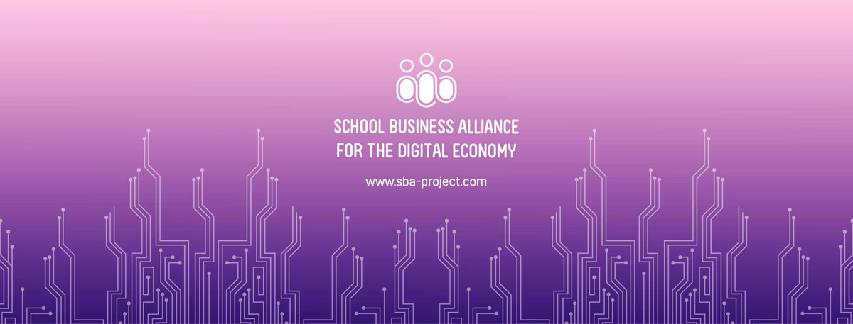 SCHOOL-BUSINESS ALLIANCE FOR THE DIGITAL ECONOMY