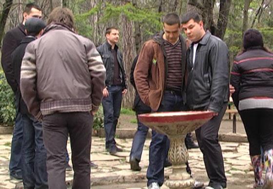 Ротаракт клуб Стара Загора чешма парк Аязмото