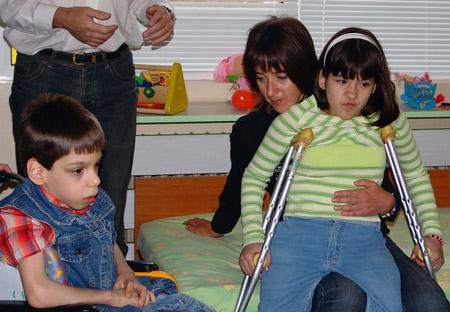 Мануела Малеева, двигател на благотворителната инициатива с деца от Дома