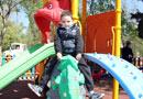 седем детски площадки Стара Загора европейски стандарти безопасност