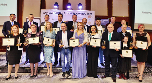 Balkan Business Awards 2020