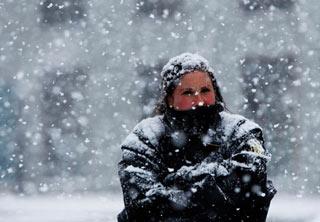 сняг и студ в Европа, декември 2010 г.
