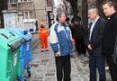 Стара Загора изпълнява програмата за разделно събиране на отпадъците