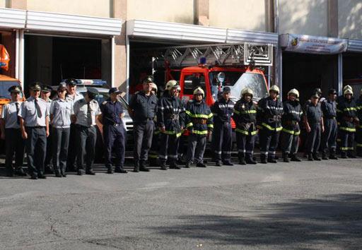 професионален празник на пожарникарите