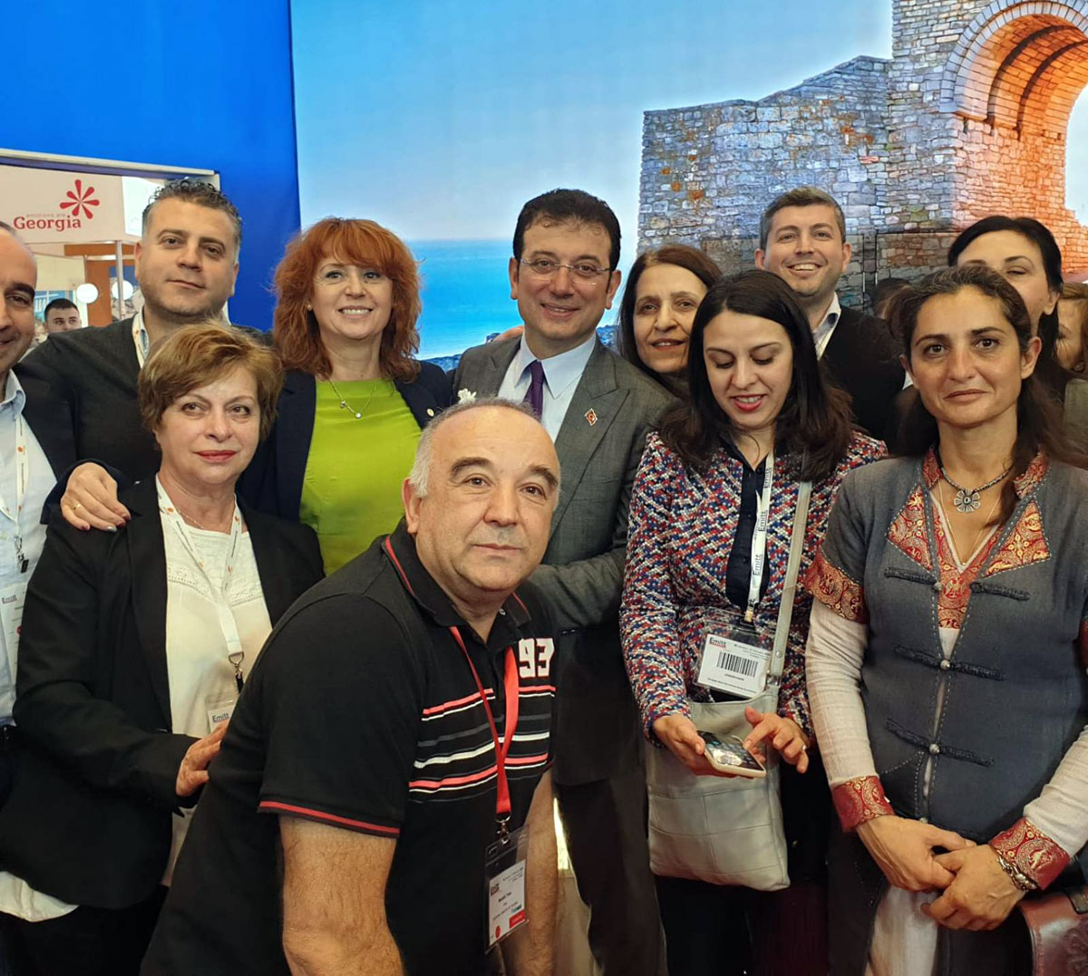 изложение East Mediterranean International Tourism & Travel