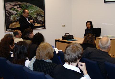 Старозагорските ученици се срещнаха с евродепутата Илиана Иванова